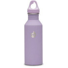 MIZU M5 Bottle with Lavendar Loop Cap 500ml purple